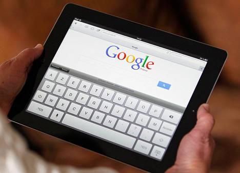 Yritykset keräävät tietoa kuluttajista esimerkiksi nettisurffajien käyttämien hakusanojen avulla.