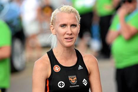 Sandra Eriksson on yksi Suomen vahvimpia mitalitoivoja Zürichin EM-kisoissa.