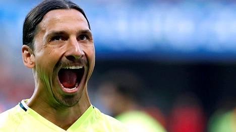 Zlatanin maajoukkueura päättyi Ranskan EM-turnauksessa.