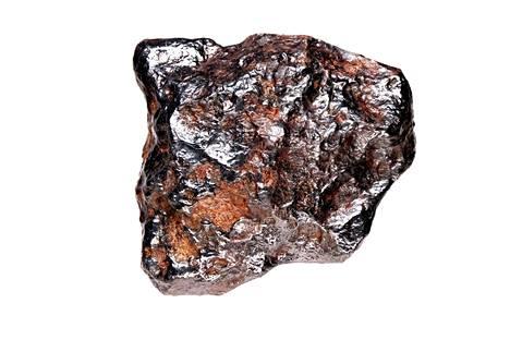 Lieksasta löytyneen meteoriitin suurin läpimitta on 6,6 senttimetriä ja se painaa 238,30 grammaa.