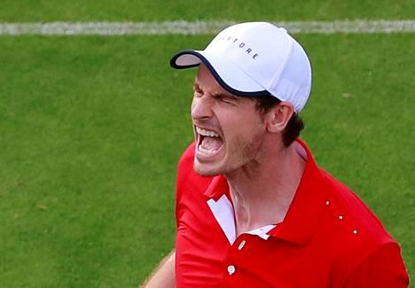 Andy Murray on pelannut lonkkavaivojen jälkeen nelinpeliä.