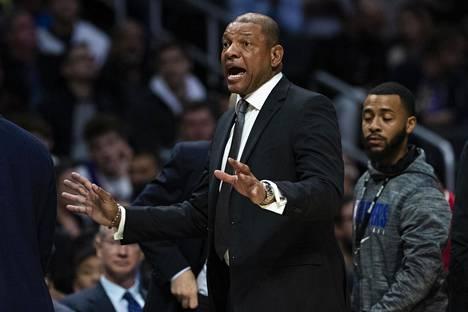 Doc Rivers kehuu NBA:n rakentamaa kuplaa, joka vaikuttaa suojaavan pelaajia ja toimihenkilöitä hyvin koronavirustartunnoilta.