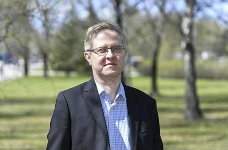 Matti Kalliokoski on Suomen Kuvalehden uusi päätoimittaja.