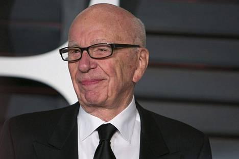 Robert Murdoch vuonna 2015.