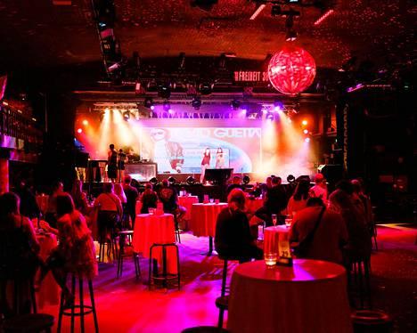 Hampurin legendaarinen konserttiareena Große Freiheit 36 on muuttunut pandemian takia karaokebaariksi.