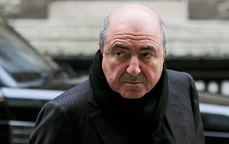 Venäjältä vuonna 2000 Lontooseen paennut Boris Berezovski kuoli maaliskuussa.