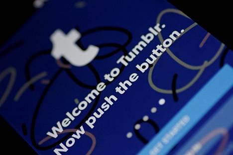 Tumblr on suosittu sosiaalisen median palvelu, jolla on eri arvioiden mukaan vähintään kymmeniä miljoonia aktiivisia käyttäjiä.