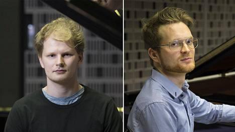 Hannu Alasaarela ja Väinö Jalkanen.