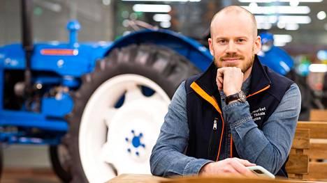 Redissä kauppaa pitävästä Teemu Tikkalasta tuli sometähti. Hänen mukaansa Tiktokissa on toistaiseksi alle 10 K-kauppiasta.
