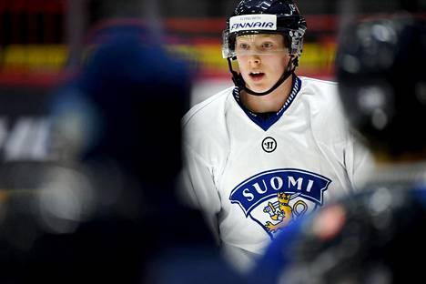 Aku Räty ja muut nuoret leijonat pelaavat ennen alle 20-vuotiaiden MM-kisoja vain yhden harjoitusottelun.