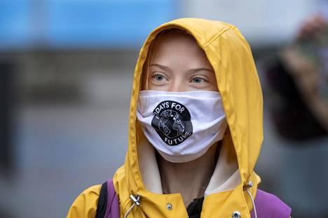Greta Thunbergista tuli kansainvälisesti tunnettu vuonna 2018, kun hän ryhtyi koululakkoon kiinnittääkseen huomiota ilmastonmuutokseen.