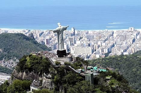 Rion olympialaisiin odotetaan puolta miljoonaa turistia.