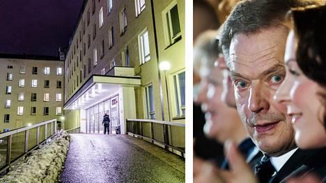 Presidenttipari sai lapsensa Helsingin Naistenklinikalla perjantai-iltana.