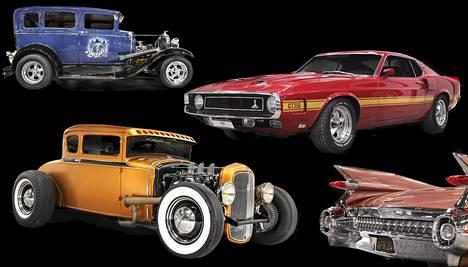 American Car Show 2015.