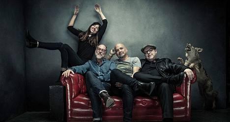 Pixies nähdään Joensuussa ensi kesänä.