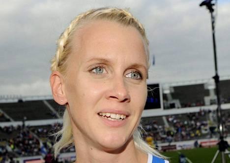 Sandra Eriksson 3 000 metriä Hallikisat ovat Erikssonille harjoittelua ensi kesän estejuoksuja varten. Eriksson on juossut tänä talvena ajan 9.04,71, joka on 15:nneksi paras aika Euroopassa.