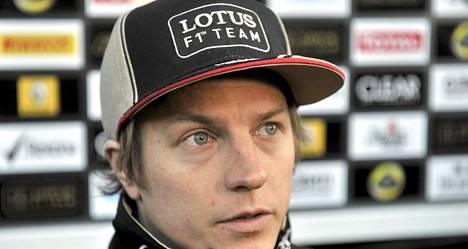 Kimi Räikkönen ei ole omien sanojensa mukaan saanut Lotukselta palkkojaan.