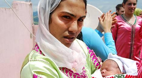 Hind on marokkolaisen yhteiskunnan hierarkiassa vain vähän prostituoidun yläpulella.