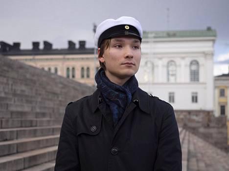 Aleksanteri Lindh valmistui ylioppilaaksi tänä keväänä.