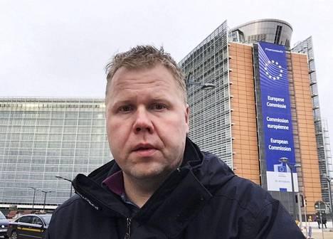 Pekka Mykkänen on HS:n kirjeenvaihtaja Brysselissä.