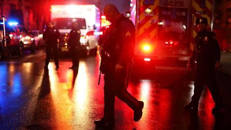 Kuusi ihmistä kuoli ampumavälikohtauksessa New Jerseyssä 10. joulukuuta.