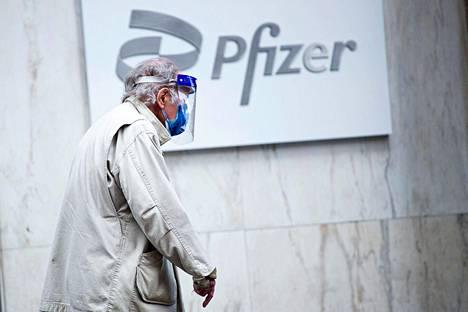 Amerikkalainen lääkevalmistaja Pfizer on ollut yksi koronapandemian suurista hyötyjistä.