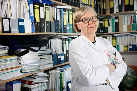 Kivun hoitoon tarvitaan usein myös psyyken hoitoa, Eija Kalso sanoo.