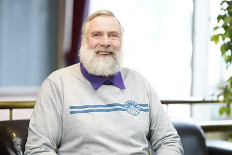 Juha Mieto täytti 70 vuotta viime vuoden marraskuussa.
