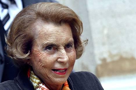 Liliane Bettencourt on maailman rikkain nainen.