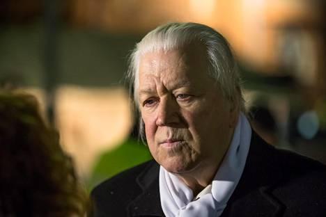 Pekka Kauhanen (1954–2020).