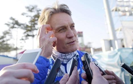 Mika Kojonkoski haluaa lisää resursseja huippu-urheilulle.