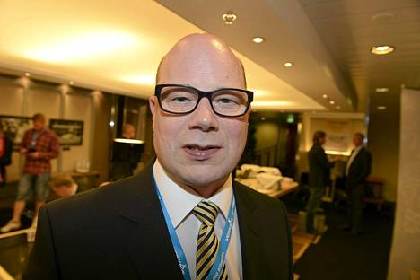 Risto Dufva haluaa voittaa mestaruuden.