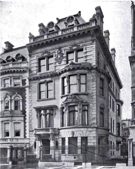 Rikospaikka New Yorkin 79. kadulla Manhattanilla.
