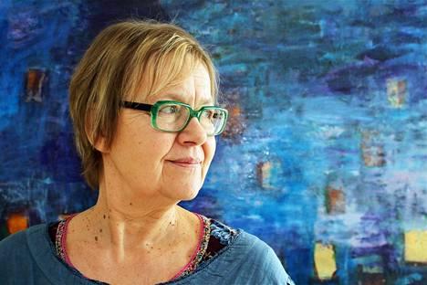 Tua Forsström kuvattuna vuonna 2012.