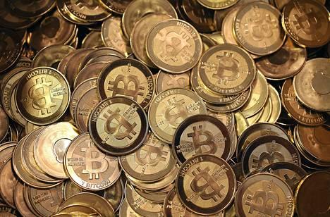 Silk Road käytti valuuttana virtuaaliraha Bitconia.