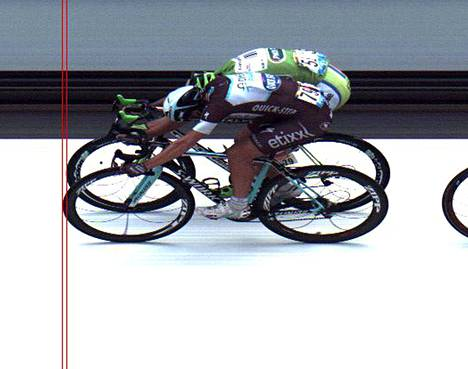 Näin tiukaksi meni Tour de Francen seitsemäs etappi.
