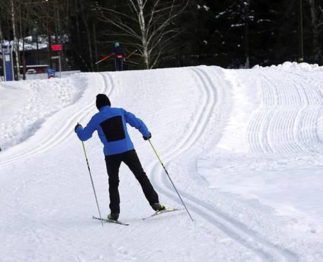 Fortumille kaavailtu suunnitteluvaraus menee päällekkäin Oittaan suosittujen hiihtolatujen kanssa.