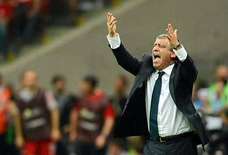 Fernando Santos ei jatka Kreikan päävalmentajana kesän MM-turnauksen jälkeen.