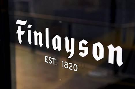 Finlayson sulkee valtaosan myymälöistään väliaikaisesti.