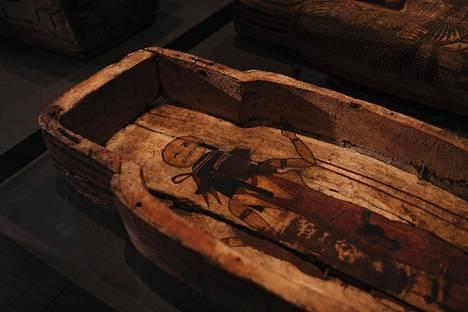 Amos Rexin Egyptin loisto -näyttely.