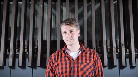 Aki Yli-Salomäki on säveltäjä itsekin.