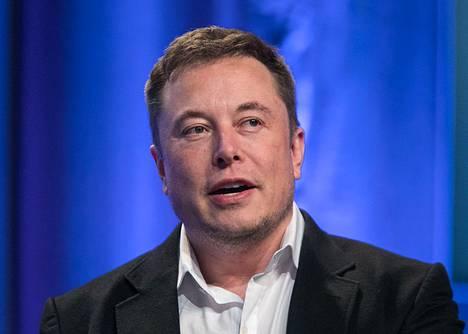 Sijoittajat kuuntelevat tarkkaan Teslan omistajan Elon Muskin sanoja.