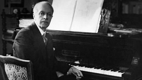 Erkki Melartin on yksi suomalaisen musiikinhistorian merkkisäveltäjiä.