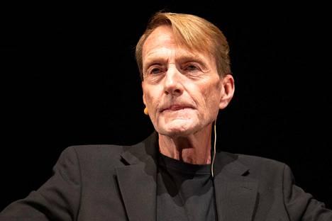 Lee Child osallistui kirjamessuille Milanossa viime marraskuussa.