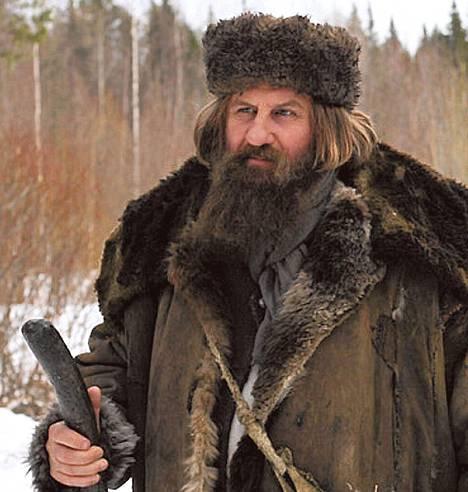 Gérard Depardieu esitti vuonna 2011 ranskalais-venäläisessä tv-elokuvassa munkki Rasputinia.