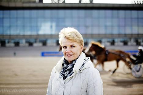 Pia Blom-Johansson aloitti Vermon raviradan toimitusjohtajana keväällä 2015.