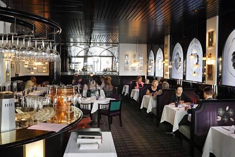 Ravintola Rivolissa tehtiin muutama vuosi sitten brändiuudistus, jolla sen toiminta yritettiin saada kannattavaksi. Kuva on ajalta ennen sitä, vuodelta 2014.