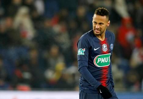 Neymarilla on ollut epäonnea loukkaantumisten kanssa.