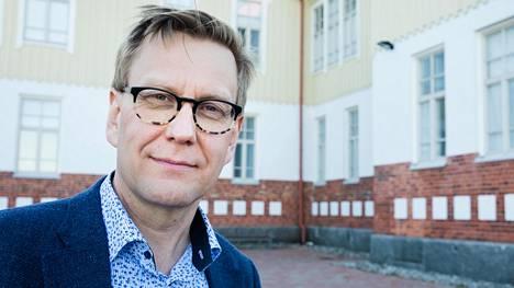 Atte Jääskeläinen vuonna 2017.