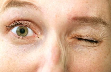 Silmän vasopressiini viestii sisäisen kellon kanssa.